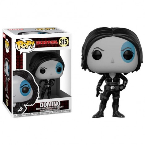 Figura Funko POP Domino - Marvel Deadpool