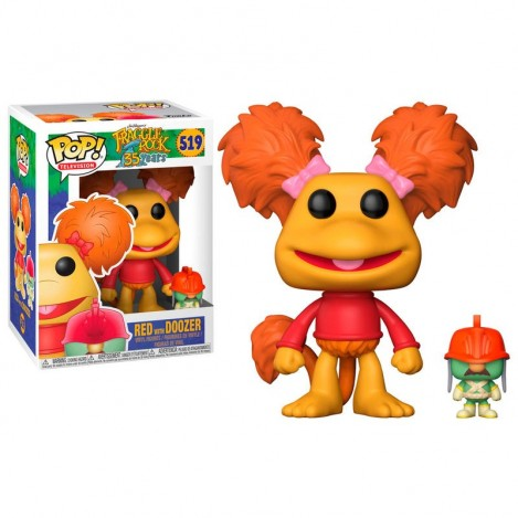 Figure POP Network with Doozer - Fraggle Rock