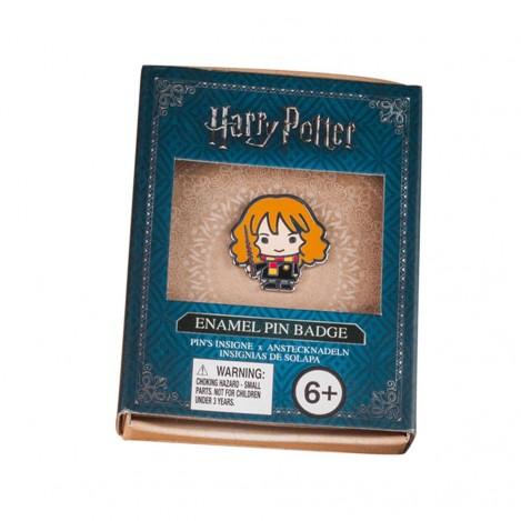 Metal Pin Hermione - Harry Potter