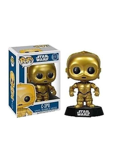 Figura POP C-3PO - Star Wars