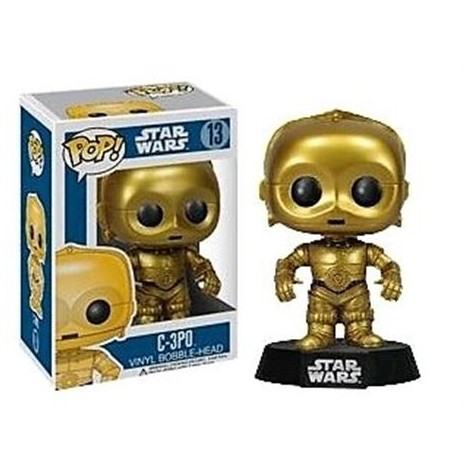 Figura Funko POP C-3PO - Star Wars