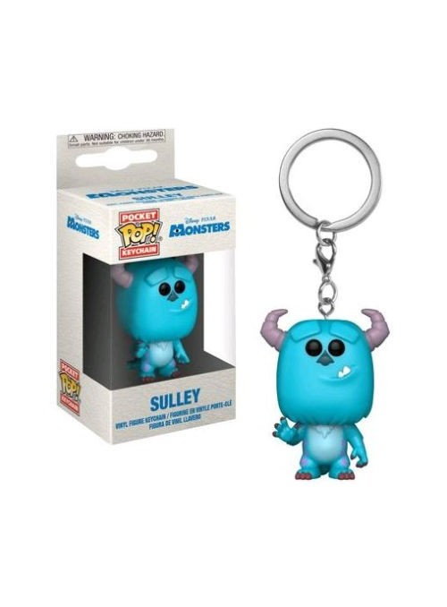 Llavero Pocket Funko POP Sulley - Monster's Inc.