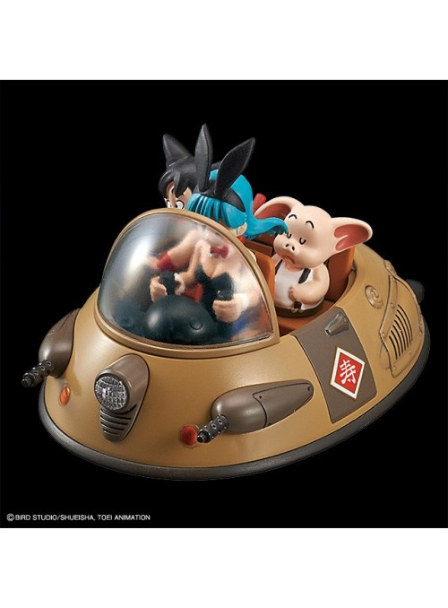 OX-KING vehiculo model KIT VOL 2 REPLICA 8 CM - Dragon Ball