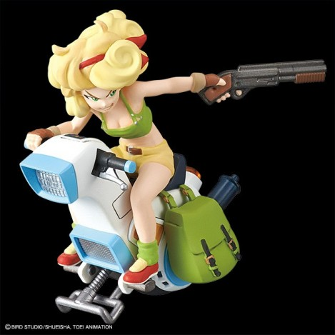 Lunch ONE-WHEEL Motorcycle model KIT VOL 3 Réplica 8 cm - Dragon Ball