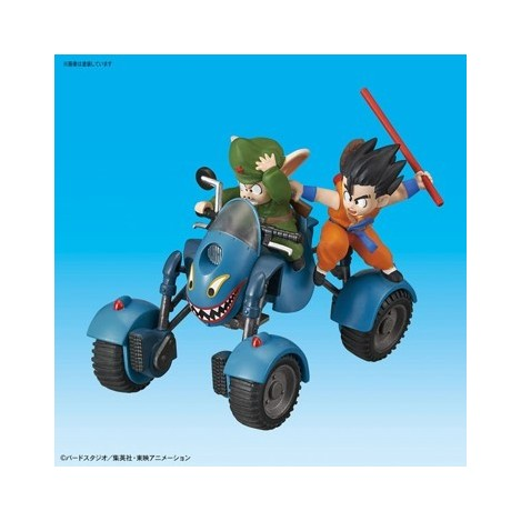 Oolong road buggy model KIT VOL 6 Réplica 8 cm - Dragon Ball