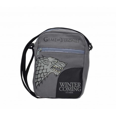 Small bag Fabric Canva Stark - Game of Thrones