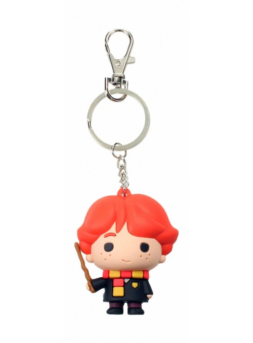 Llavero Goma Ron Weasley - Harry Potter