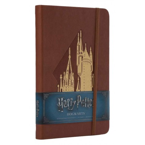 Libreta Edificio Hogwarts - Harry Potter