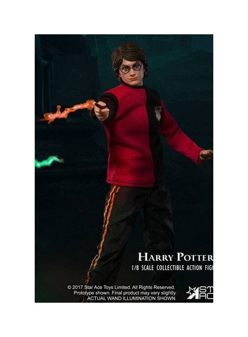 Figura 1/8 Harry Potter Torneo de los tres magos 23 cm - Harry Potter