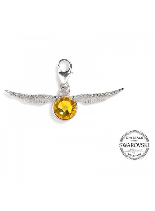 Colgante Charm Collection SWAROVSKI Golden Snitch Harry Potter