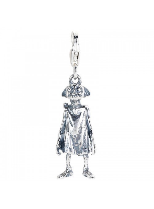 Colgante Charm Collection Dobby Harry Potter plata