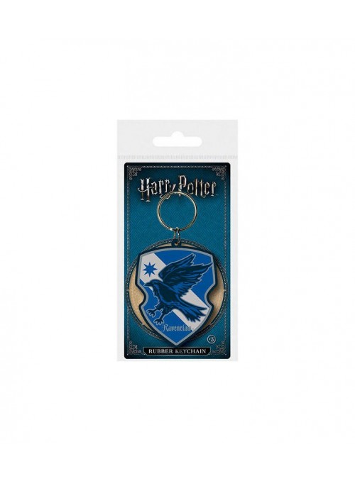 Llavero escudo color Ravenclaw - Harry Potter
