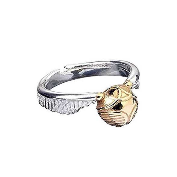 Anillo Golden Snitch Harry Potter