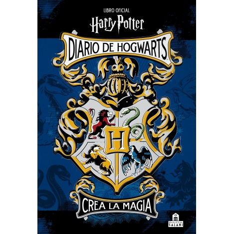 Journal of Hogwarts (creating the magic) - Harry Potter