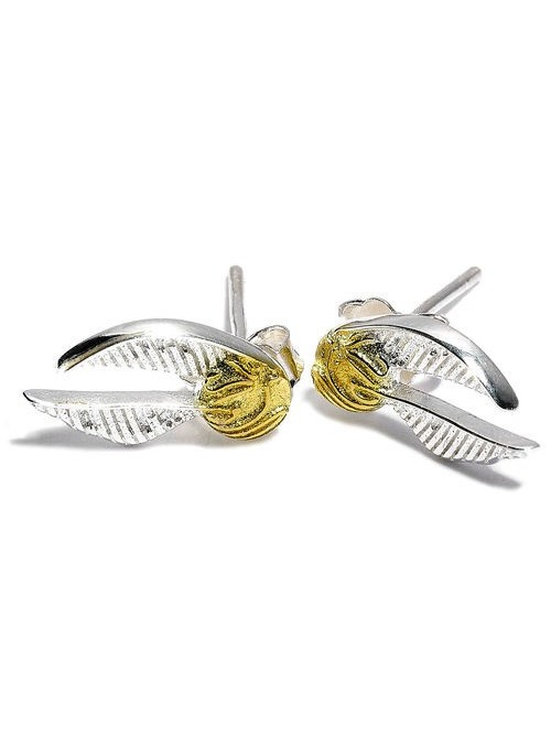Outstanding Golden Snitch silver - Harry Potter