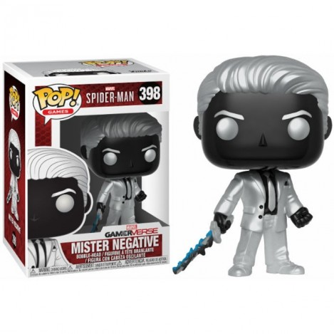 Figura Funko POP Mister Negative - Marvel Spiderman