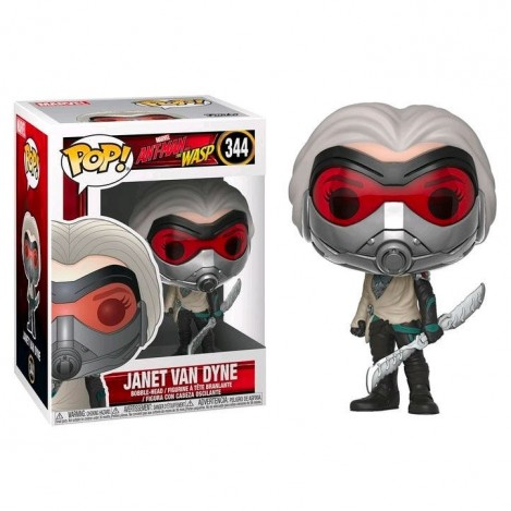 Figura Funko POP Janet Van Dyne - Marvel Ant-Man & The Wasp