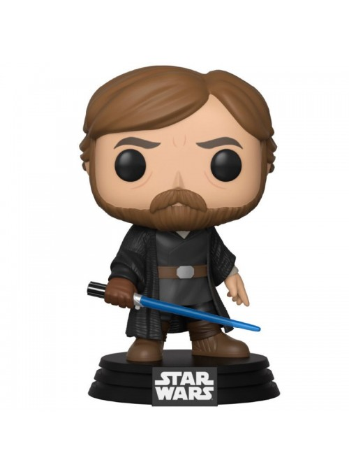 Figura POP Luke Skywalker Final Battle - Star Wars The Last Jedi