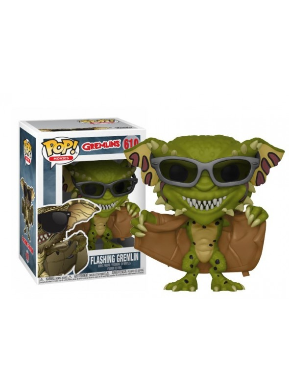 Figura POP Flashing Gremlin - Gremlins 2