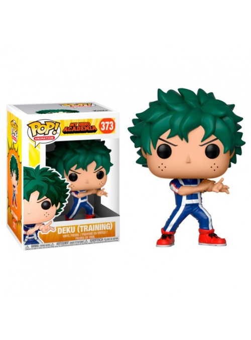 Figura POP Deku Training - My Hero Academia