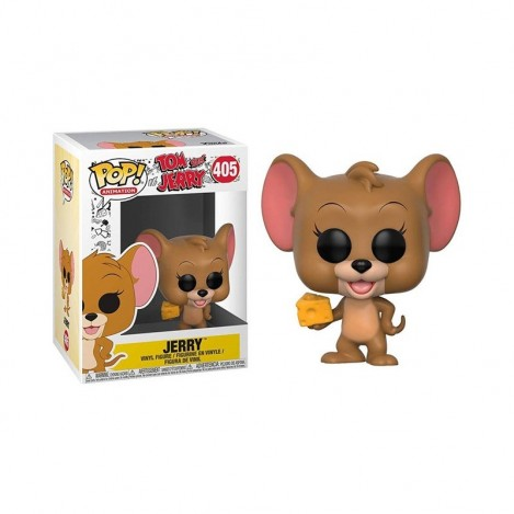 Figura Funko POP Jerry - Tom y Jerry
