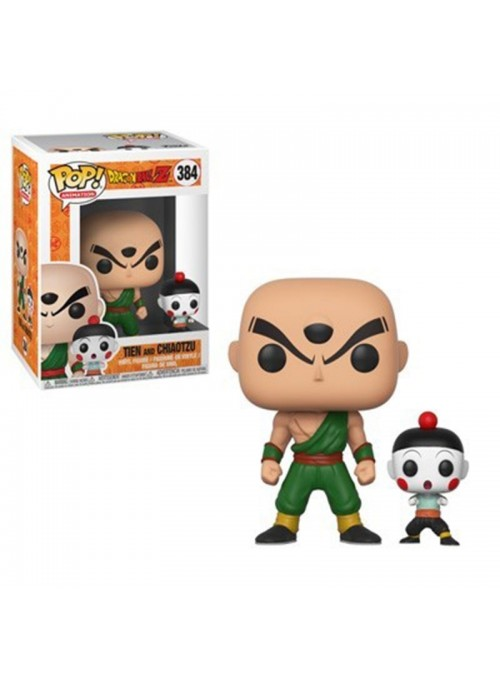 Figura POP Chiaotzu & Tien - Dragon Ball Z