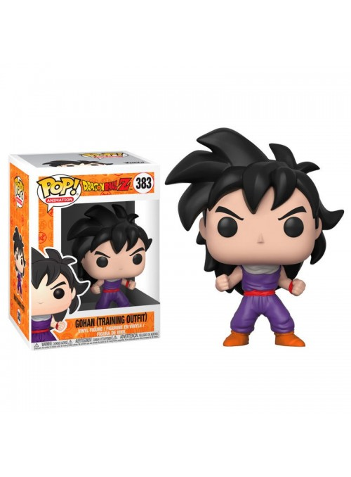 Figura Funko POP Gohan Training Outfit - Dragon Ball Z