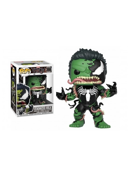 Figure POP Venomized Hulk - Marvel Venom