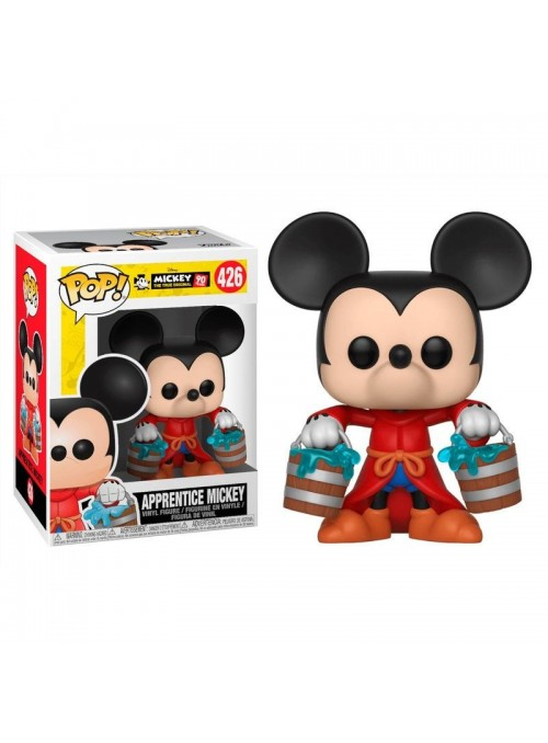 Figura Funko POP Mickey's 90th Apprentice Mickey - Disney