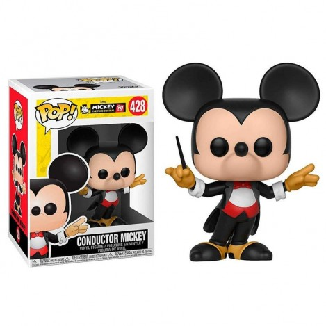 Figura Funko POP Mickey's 90th Conductor Mickey - Disney