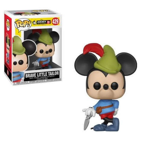 Figure POP Mickey's 90th Brave Little Tailor - Disney