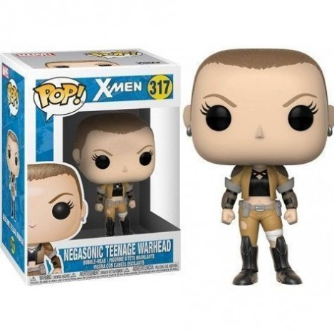 Figura Funko POP Negasonic - X-Men