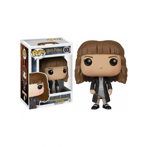 Figura Funko POP Hermione Granger - Harry Potter