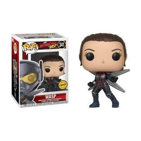 Figura Funko POP Wasp (Chase) - Marvel Ant-Man & The Wasp