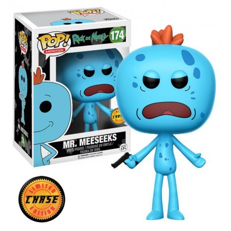 Figure POP Mr. Meeseeks Chase - Rick and Morty