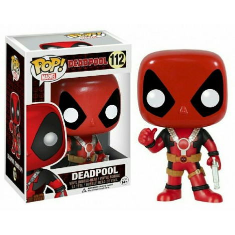 Figura Funko POP Deadpool Thumbs up Action - Deadpool