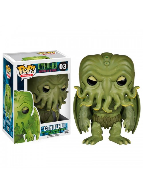 Figura Funko POP Cthulhu HP Lovecraft