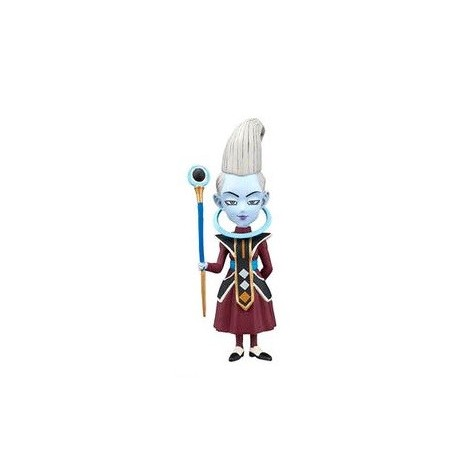 Figura Whis God vs. God 7cm - Dragon Ball
