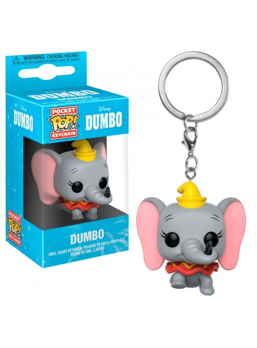 Keychain Pocket POP Dumbo - Disney