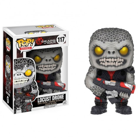 Figura Funko POP Locust Drone - Gears of Wars