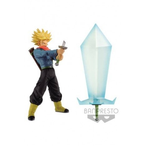 Figura de Super Saiyan 2 Trunks con Blade of Hope - Dragon Ball Super