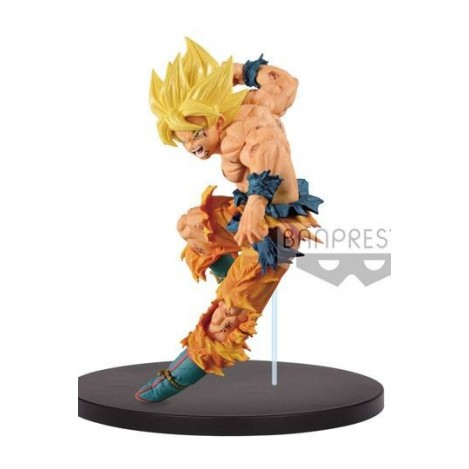 Figura Super Saiyan Son Goku - Match Makers - Dragon ball Z