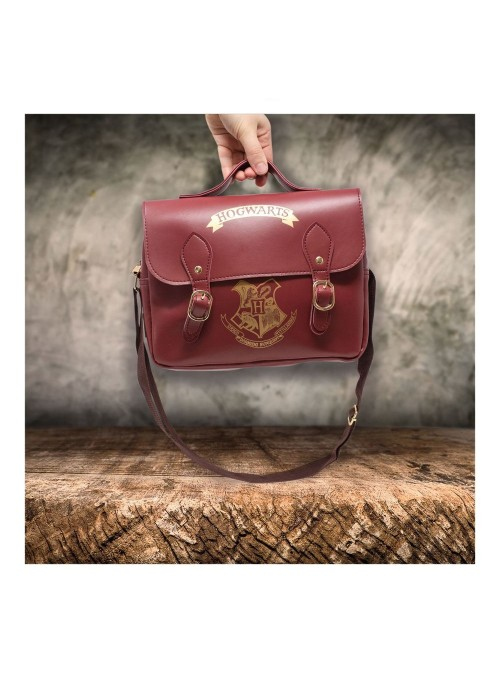 Bag Thermo Hogwarts (Satchel Style) - Harry Potter