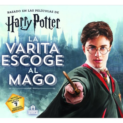 La Varita Escoge al Mago - Harry Potter