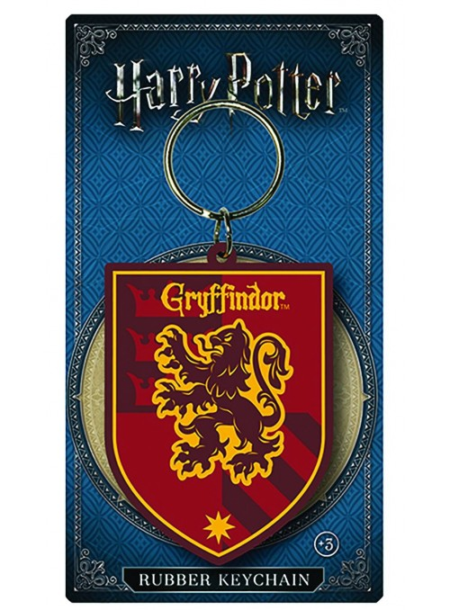 Llavero escudo color Gryffindor - Harry Potter