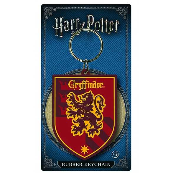 Keychain shield color Gryffindor - Harry Potter