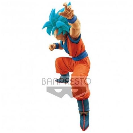 Figura King Clustar - SSGSS Son Goku - Dragon Ball Super