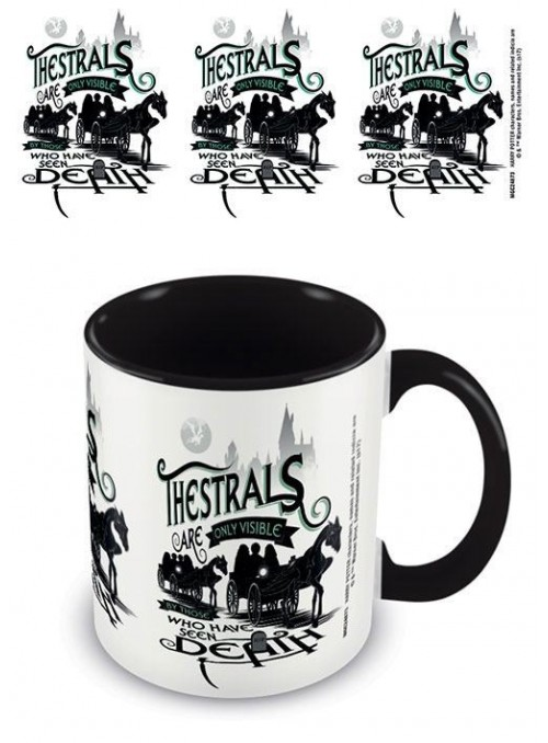Taza Thestrals - Harry Potter