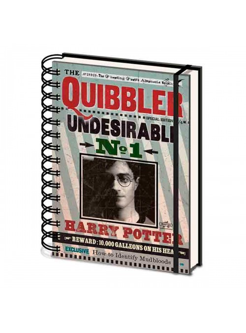 Book Quibble Harry Potter