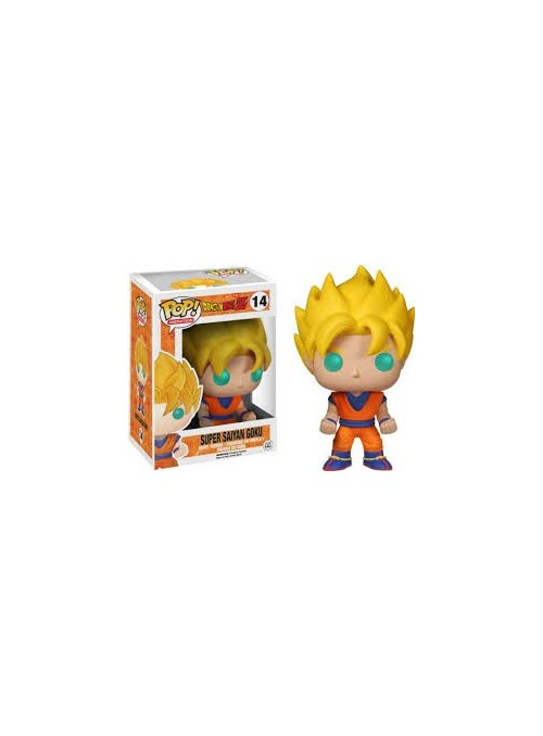 Figura POP Super Saiyan Goku - Dragon Ball Z
